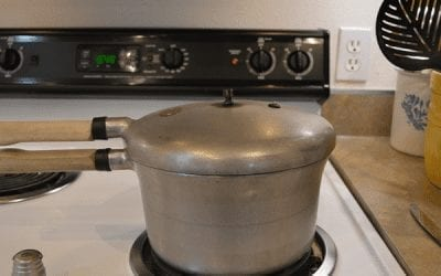 A Word About Using a Pressure Cooker