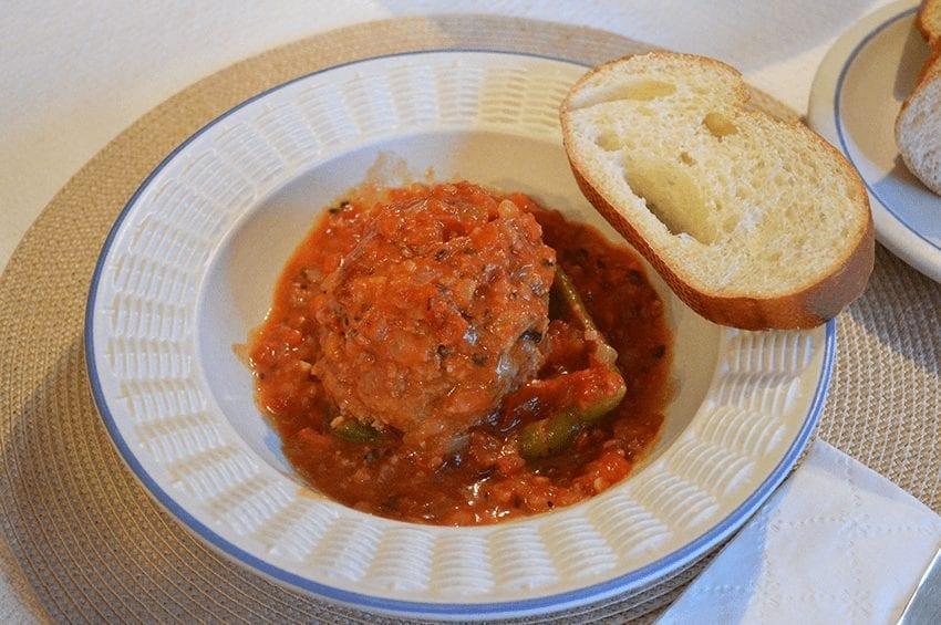 Mom's Stuffed Green Peppers – Uncover Buried Treasure